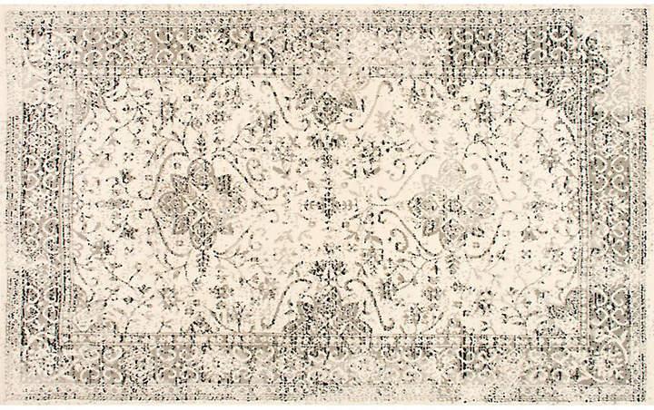 Martone Rug - Gray/Beige - 5'x8'