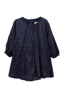Minymo Print Dress (Baby Girls)