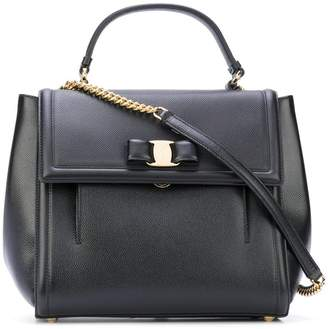 Salvatore Ferragamo medium Vara top handle bag ce30a69b05