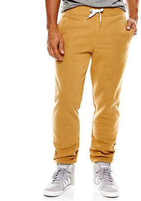 Southpole South Pole Solid Fleece Jogger Pants