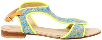 Markus Lupfer Multicolour Cloth Sandals