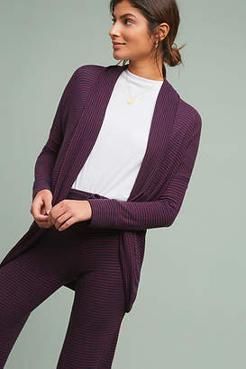 Sundry Piped Cardigan