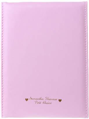 Samantha Thavasa (サマンサ タバサ) - サマンサタバサプチチョイス 折り畳みスタンドミラー ピンク