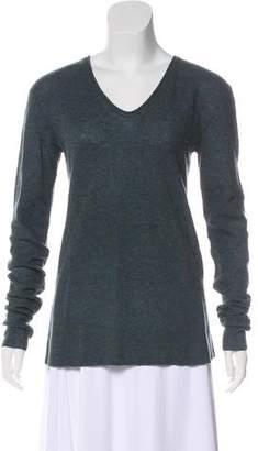 Inhabit V-Neck Wool Sweater