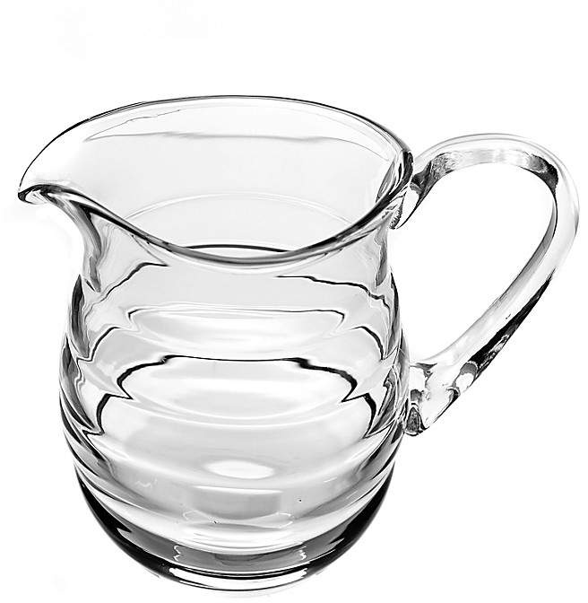 Portmeirion Sophie Conran Glass Jug, Small