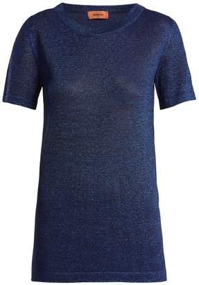Missoni Short-sleeve crew-neck top