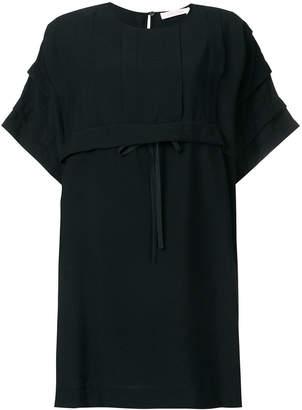 See by Chloe bat wing shift dress