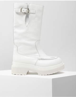 Maison Margiela Gummy High Boots