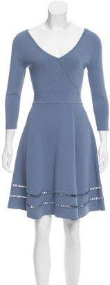 Reiss Cutout Mini Dress $95 thestylecure.com