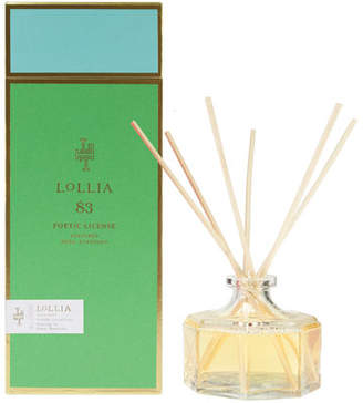 Lollia Running In Grass Barefoot Reed Diffuser, 8 oz.