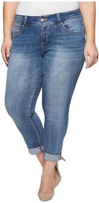 Jag Jeans Plus Size Carter Girlfriend Jeans Women's Jeans