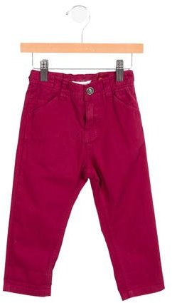 Little Marc JacobsLittle Marc Jacobs Boys' Straight-Leg Mid-Rise Pants w/ Tags