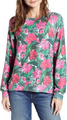 Wildfox Couture Island Holiday Sommers Sweatshirt