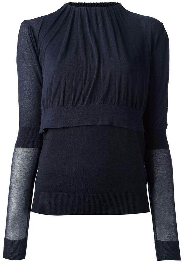 Acne Studios 'Lava Doubel Main' sweater