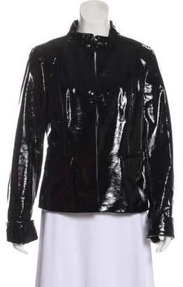 Lafayette 148 Casual Leather Jacket