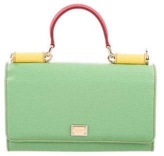 Dolce & Gabbana Mini Von Bag $485 thestylecure.com