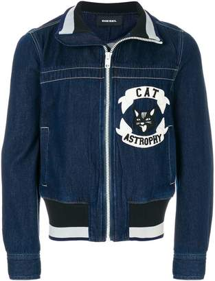 Diesel D-Carol denim jacket