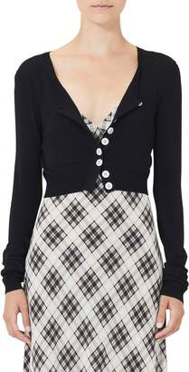Marc Jacobs Crop Cardigan
