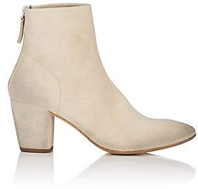 Marsèll Women's Suede Ankle Boots - Lt. brown