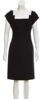 Diane von Furstenberg Empire Midi Dress
