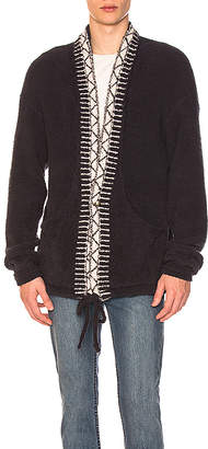 Remi Relief Native Polyester Mole Cardigan