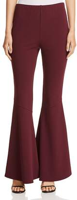 Vince Camuto Flared Knit Pants - 100% Exclusive