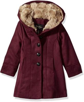 Jessica Simpson Little Girl's Girls Midweight Jacket P217919 Outerwear