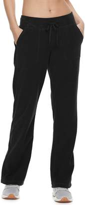 Tek Gear Women's Microfleece Sweatpants