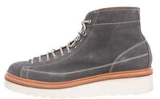 Grenson Suede Ankle Boots