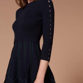 Sandro Knit dress