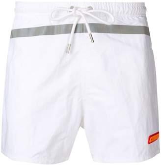 Heron Preston drawstring swim shorts