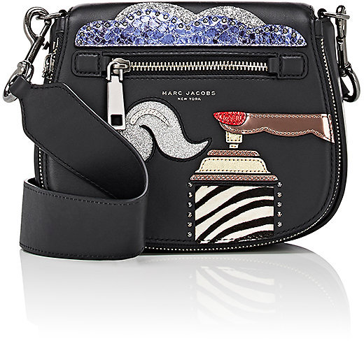 Marc Jacobs Marc Jacobs Women's Nomad Small Saddle Bag