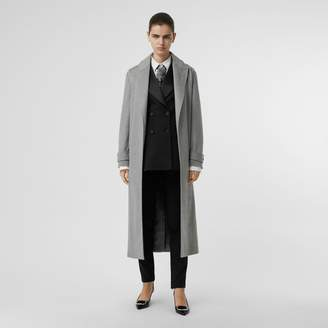 Burberry Stretch Jersey Tailored Trousers
