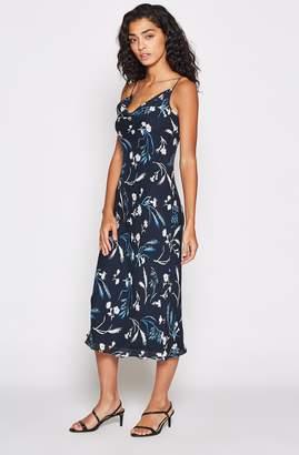 Joie Marcenna Silk Floral Dress