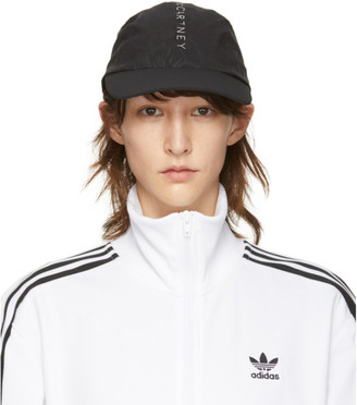 a8a4057da4911 adidas by Stella McCartney Black Run Cap
