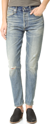 Citizens of Humanity Liya High Rise Jeans $268 thestylecure.com