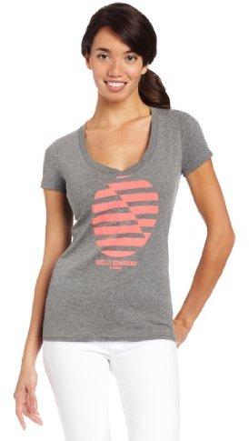 O'Neill Hello Sunshine V-Neck T-Shirt - Short-Sleeve - Women's