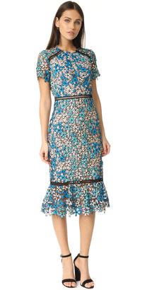Shoshanna Octavia Dress $418 thestylecure.com