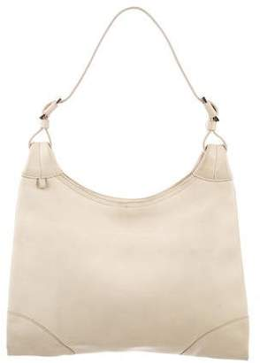Loro Piana Leather Shoulder Bag