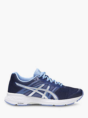 Asics GEL-Exalt 5 Women's Running Shoes, Indigo Blue/Silver