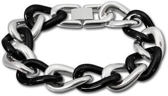 Amello Unisex Bracelet Stainless-Steel Necklace