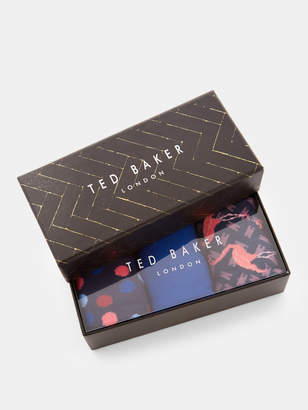 Ted Baker TINSE Three pack sock set