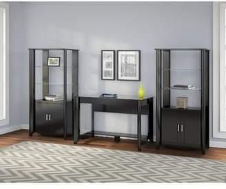 Latitude Run Wentworth 3 Piece Desk Office Suite