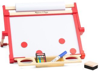 Double Sided Magnetic Tabletop Art Easel