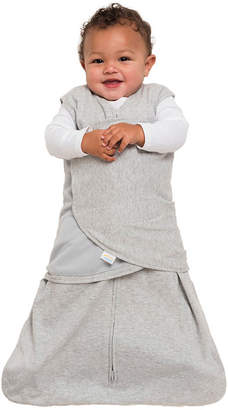 Halo SleepSack Swaddle 100% Cotton - Heather Gray