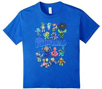 My Singing Monsters: Ethereal Monsters T-shirt
