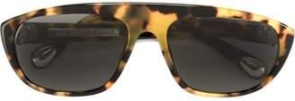 Ann Demeulemeester tortoise shell sunglasses
