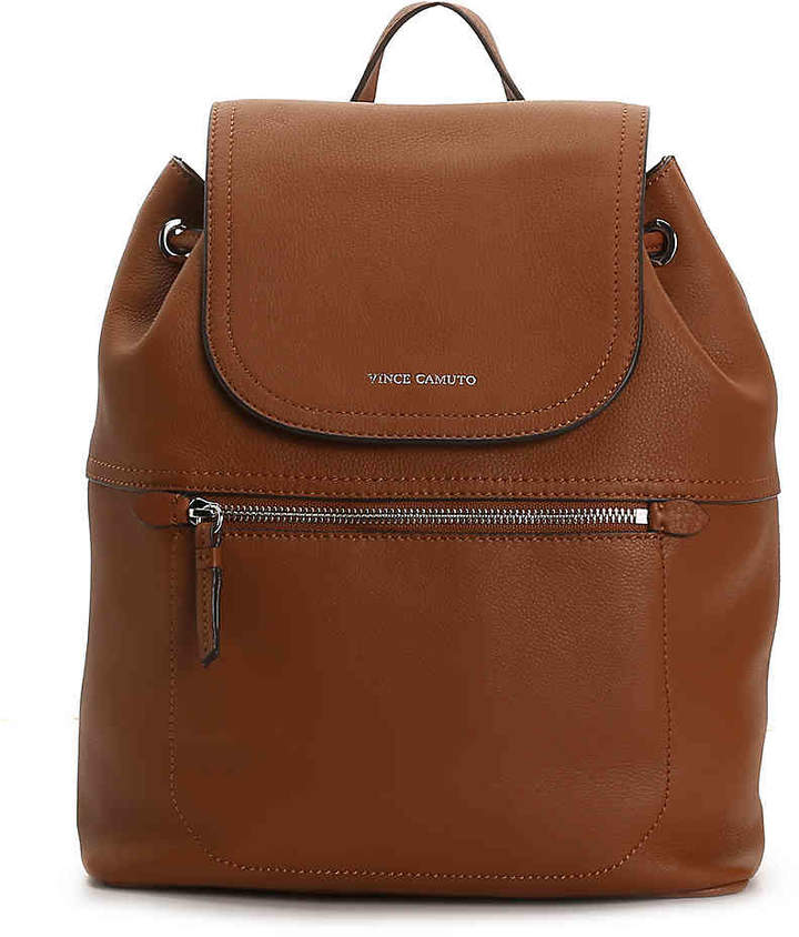Vince Camuto Women's Luz Leather Backpack