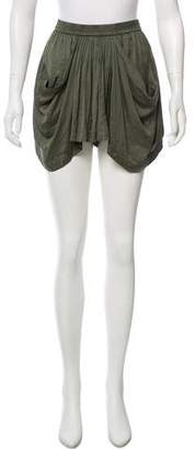 Alexander Wang Draped Mini Skort