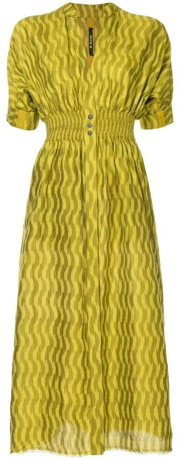 Kitx Tribe shirt midi dress
